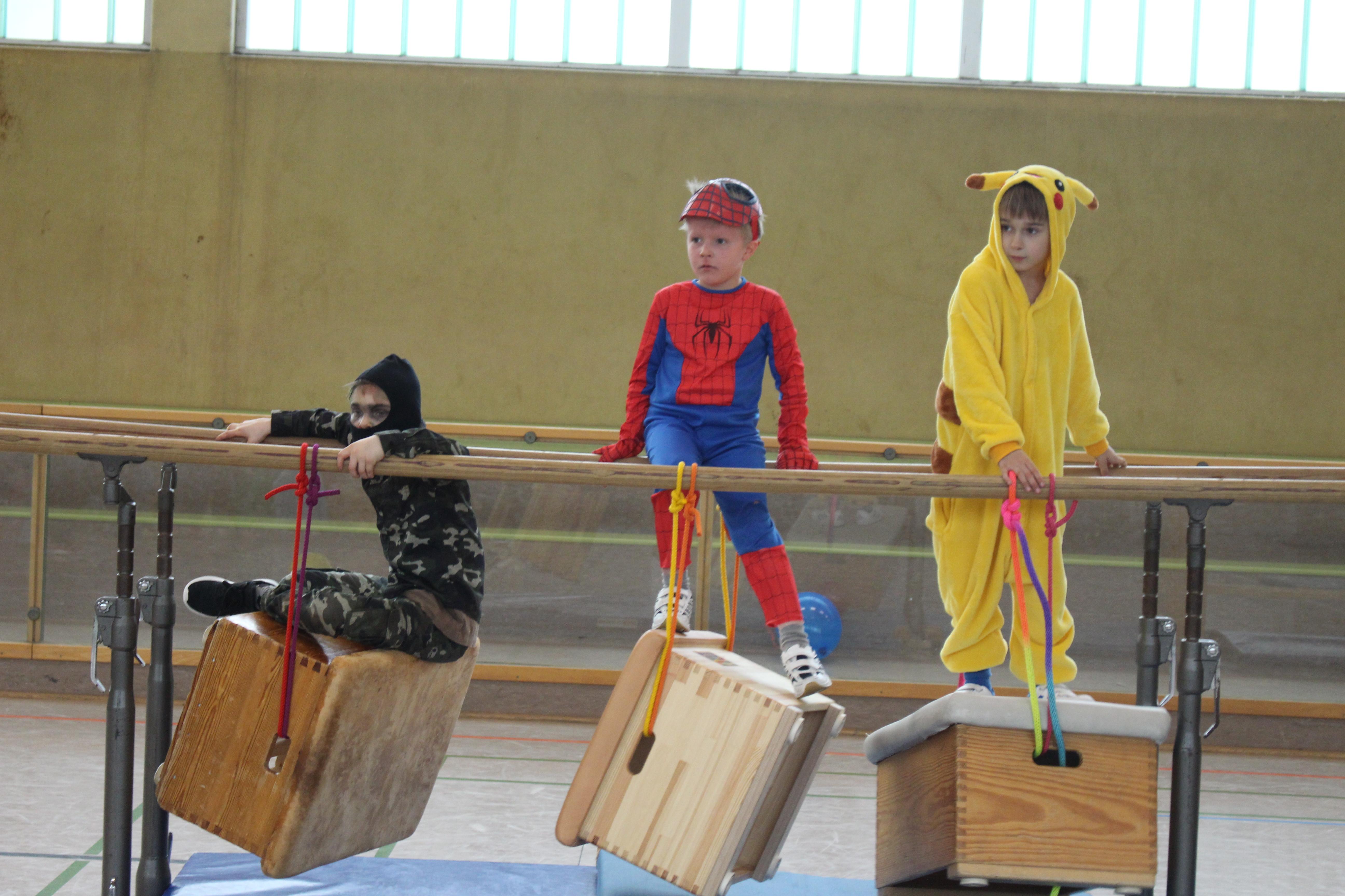 Kinderkarneval 04.03.2019