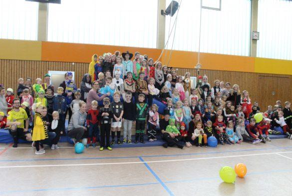 Kinderkarneval am 04.03.2019