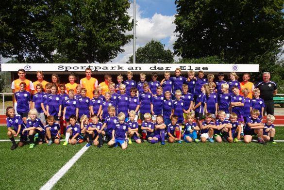 Soccer Camp 10/11.08.2019