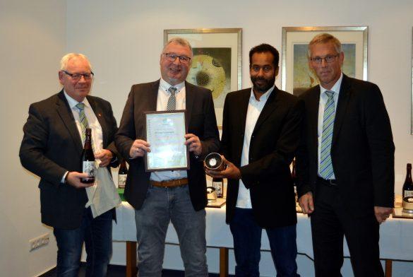 DFB Ehrenamtsaktion 15.11.2019