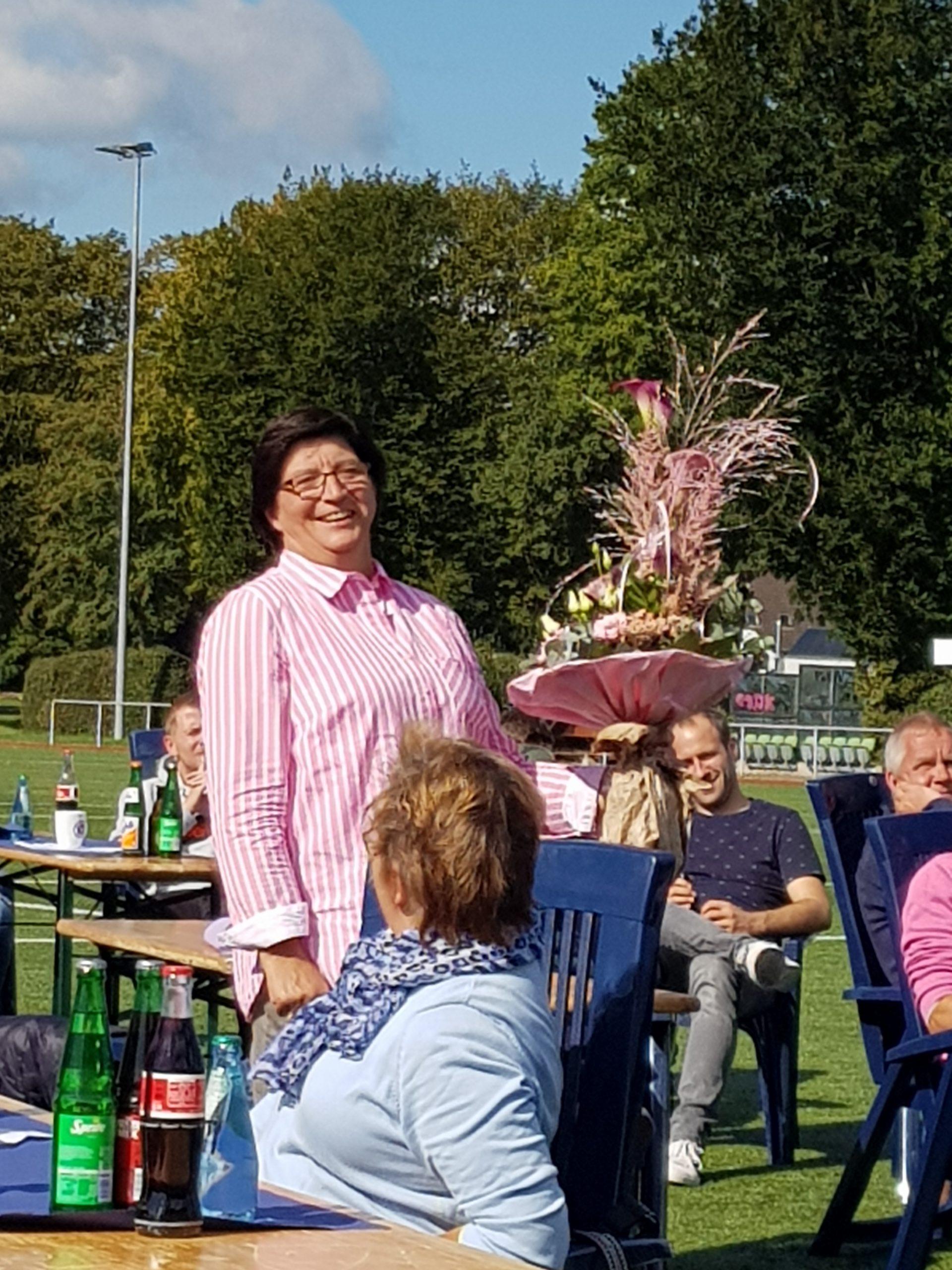 Josefine 60. Geburtstag